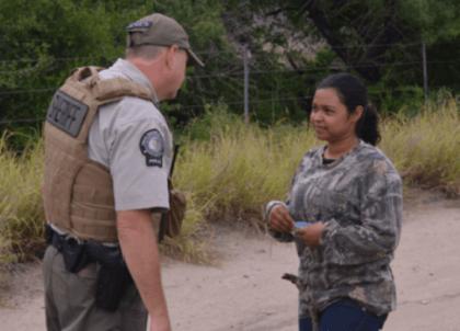 Walden and Honduran woman