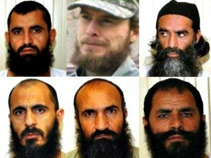 Sgt. Bowe Bergdahl and Taliban 5