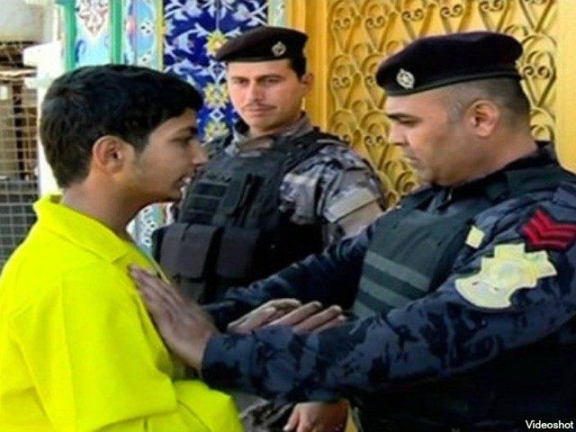 Video by Iraqiya TV