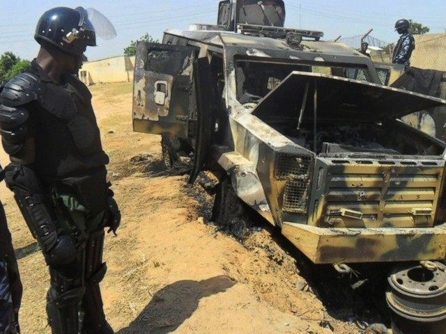 Boko Haram bombing aftermath