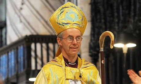 Justin Welby, the bishop of Durham, is expected to be named the archbishop of Canterbury on Friday