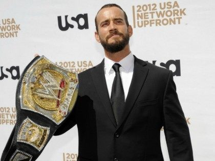 CM Punk Evan Agostini Associated Press