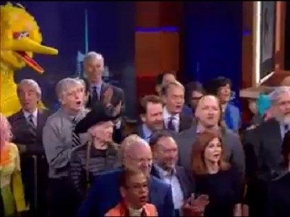 Colbert Send-off