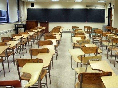 Empty Classroom (1)