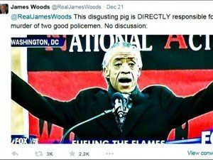 Twitter/James Woods