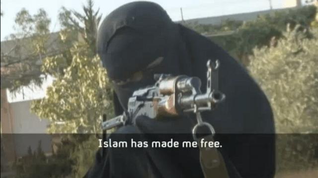 Jihad Bride Islam Has Set Me Free