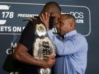Jon Jones-Daniel Cormier Steve Marcus Photo AP