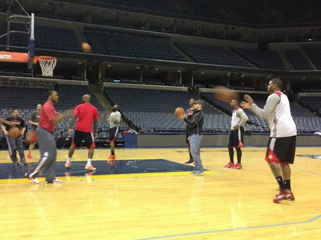 Josh Smith Houston Rockets Picture by Daniel J. Freeman