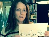 Julianne Moore Praises Valerie Jarrett For Gun Control Efforts