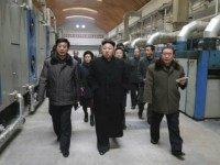 KCNA / Reuters