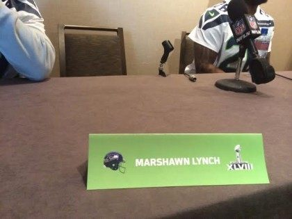 Marshawn Lynch Super Bowl (Dan Flynn Photo)
