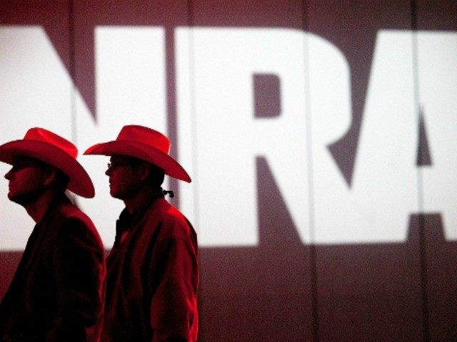 NRA-wall-projection-ap