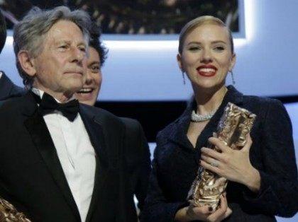 Polanski and Johansson (Breitbart / File / Wire)