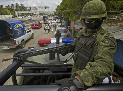Mexico Narco Task Force