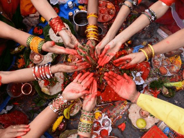 Hindu Ceremony, Nepal