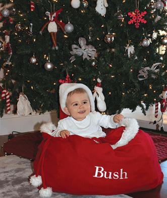 George P. Bush Christmas