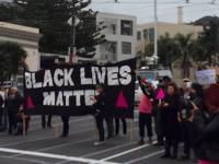 LGBT #blacklivesmatter (Jamie Santos / Facebook)