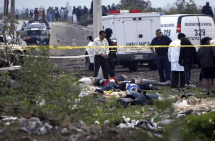 Mexican Cartel Dead Bodies