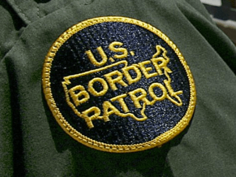 US Border Patrol Patch