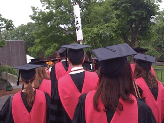 Harvard Law School (Joel Pollak / Breitbart News)