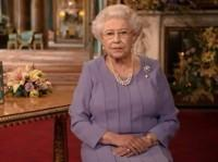 The Queen delivers her 2014 Christmas message.