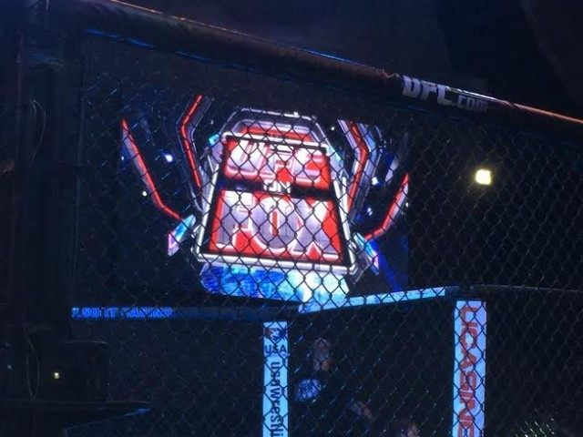 UFC on Fox Pic by Dan Flynn