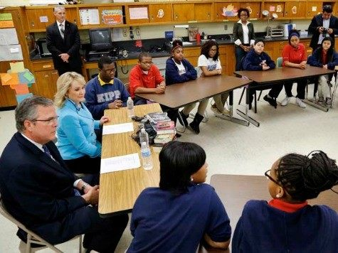 jeb-bush-visits-school-ap