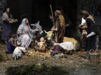 Nativity Scene in St. Peter's Square, Vatican