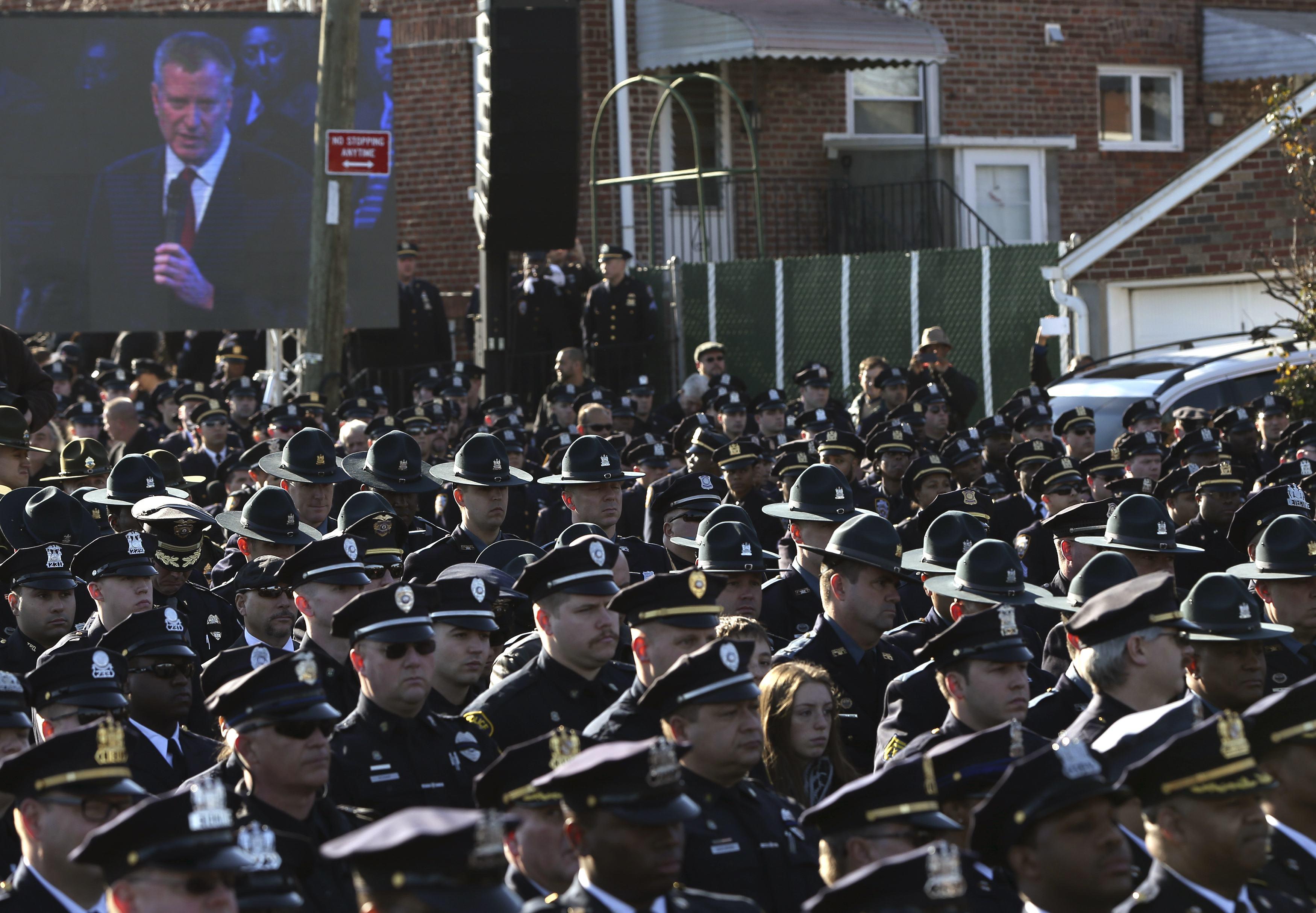 New York Police Commissioner Sanctuary City