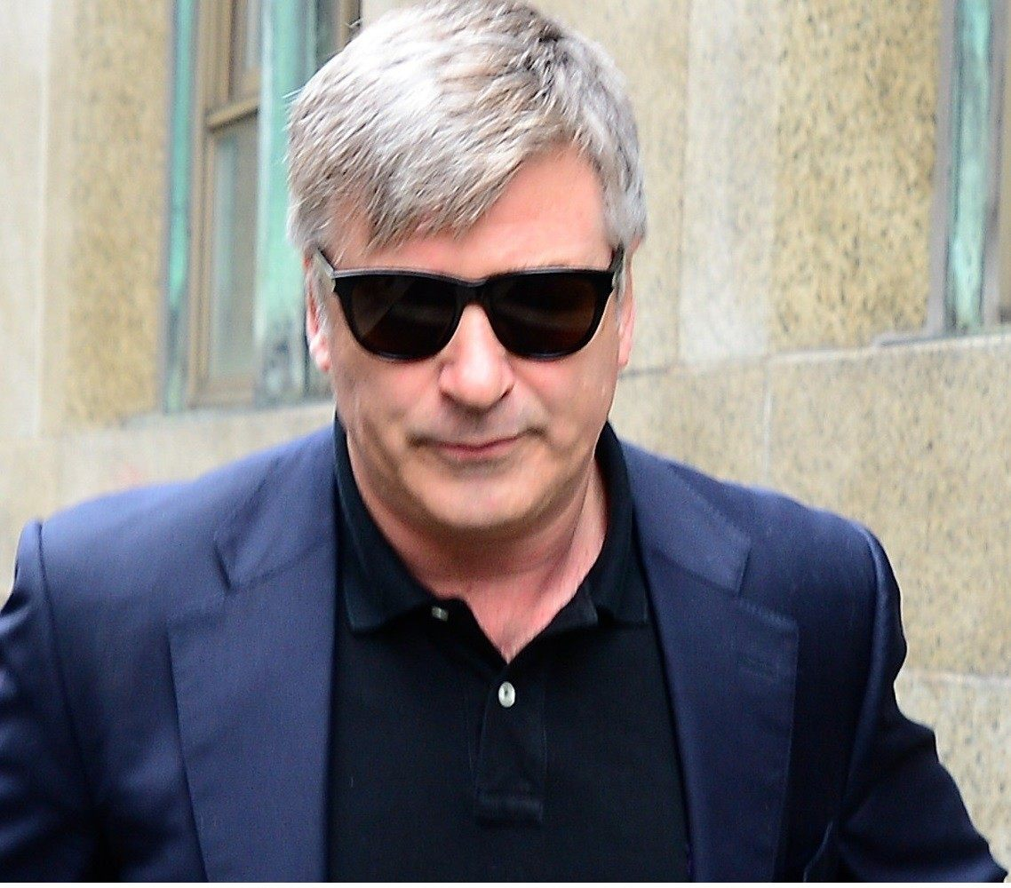 Alec Baldwin Lashes Out at the Late Andrew Breitbart ... Alec Baldwin Facebook