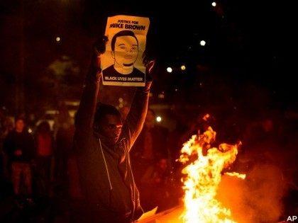Oakland Ferguson Protest (AP)