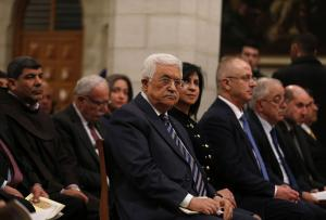 Abbas: U.N. Security Council resolution's final draft on Palestinian statehood imminent