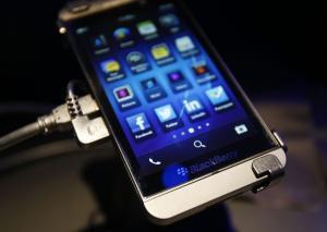 Boeing, Blackberry building self-destructing phone