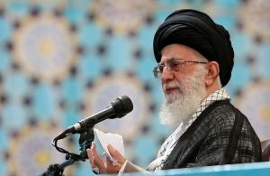 Iran's supreme leader takes to Twitter and talks Ferguson