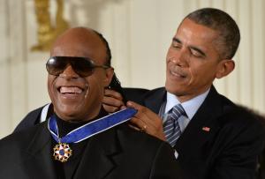 Stevie Wonder welcomes ninth child: daughter Nia