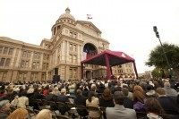 2011 Inauguration of Texas Governor Rick Perry.