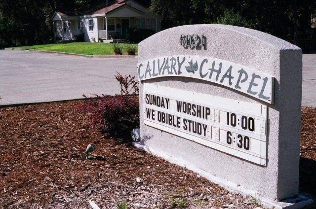 Calvary Chapel (Facebook)