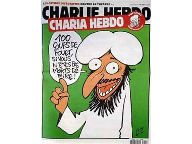 Facebook.com/Charlie Hebdo Officiel
