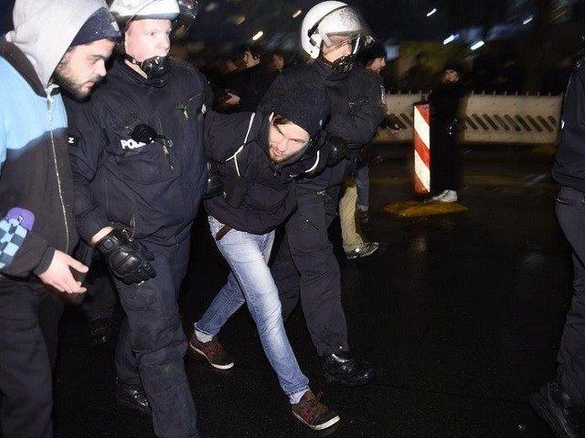 Anti-PEGIDA-AFP
