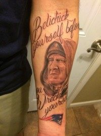 Belichick Yourself Before You Wreck Yourself