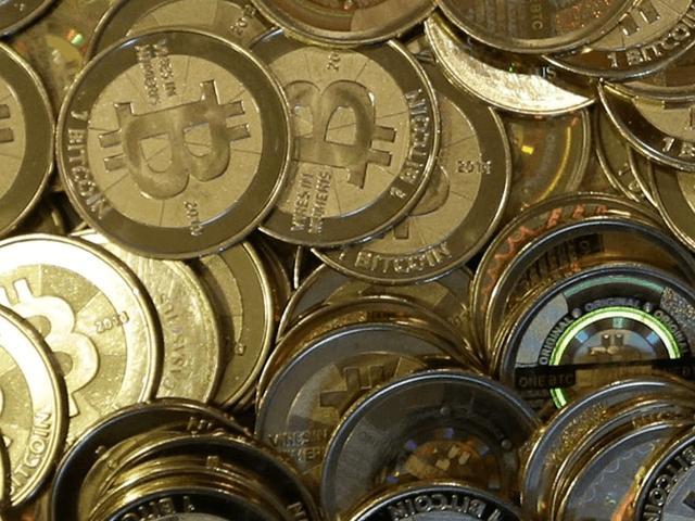 Bitcoin (Rick Bowmer / AP)