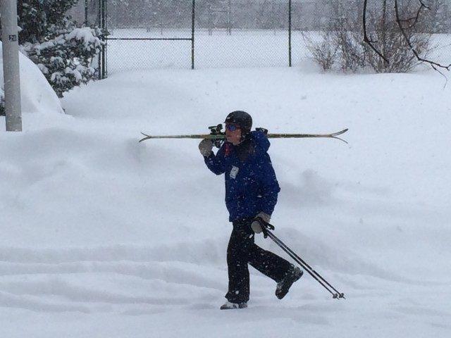 Blizzard '15 Ski