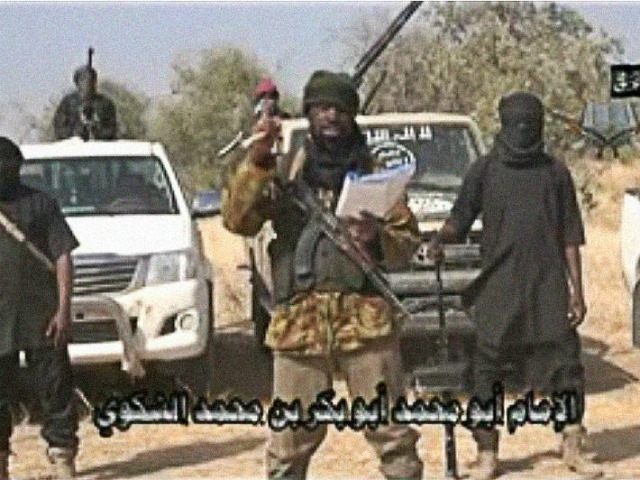 AFP PHOTO / BOKO HARAM