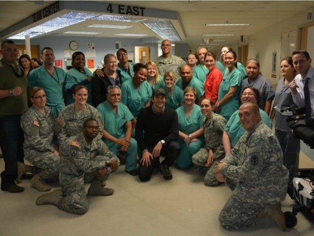 Brooke Army Medical Center Facebook/Robert Shields