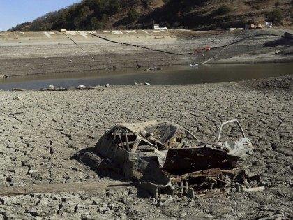 California Drought (Reuters)