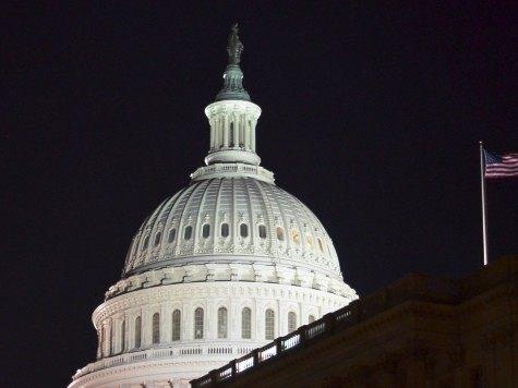 Capitol at Night