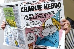 Charlie Hebdo poked fun at everyone.