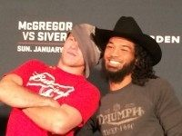 Cowboy Cerrone and Benson Henderson