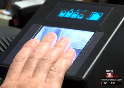 DPS Fingerprinting - KFDX3 Screenshot