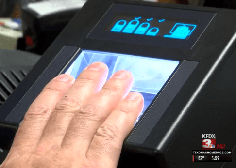 DPS Fingerprinting - KFDX3 Screenshot